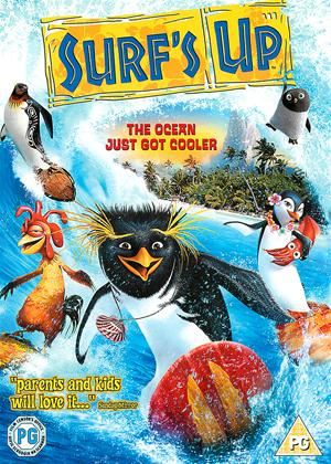 Surf's Up Online DVD Rental