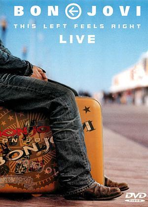 Rent Bon Jovi: This Left Feels Right Online DVD Rental