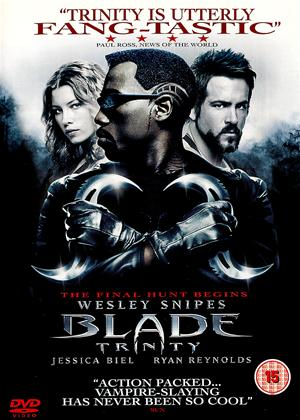 Blade: Trinity Online DVD Rental