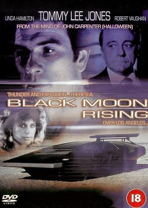 Rent Black Moon Rising Online DVD Rental