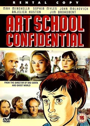 Rent Art School Confidential Online DVD Rental