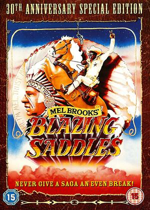 Rent Blazing Saddles: 30th Anniversary Special Edition Online DVD Rental