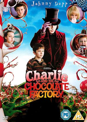 Rent Charlie and the Chocolate Factory Online DVD & Blu-ray Rental