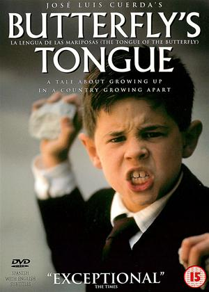Rent Butterfly's Tongue (aka La lengua de las mariposas) Online DVD Rental