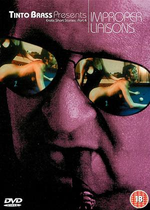 Rent Tinto Brass Presents Erotic Short Stories: Part 4 Online DVD Rental