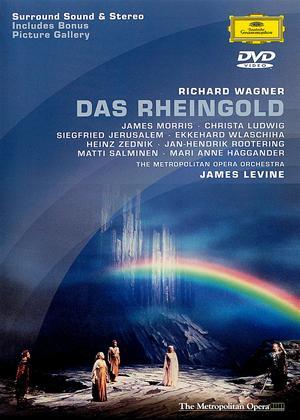 Rent Wagner: Das Rheingold: Metropolitan Opera Orchestra Online DVD & Blu-ray Rental