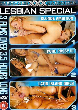 Rent XXX Hardcore: Lesbian Special Online DVD Rental
