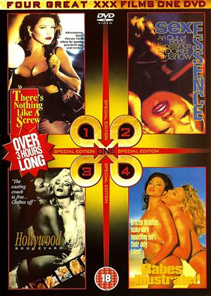 Rent There's Nothing Like a Screw / Sex Essence / Hollywood Boulevard / Babes Illustrated Online DVD Rental