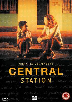 Central Station Online DVD Rental