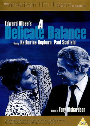 Rent A Delicate Balance Online DVD Rental