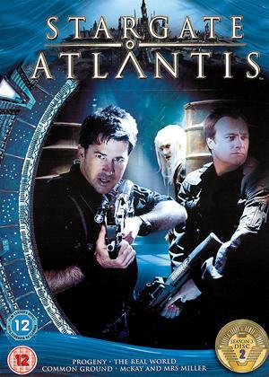 Rent Stargate Atlantis: Series 3: Vol.2 Online DVD Rental
