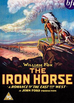 Rent The Iron Horse Online DVD Rental