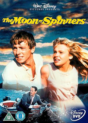 Rent The Moon Spinners Online DVD Rental