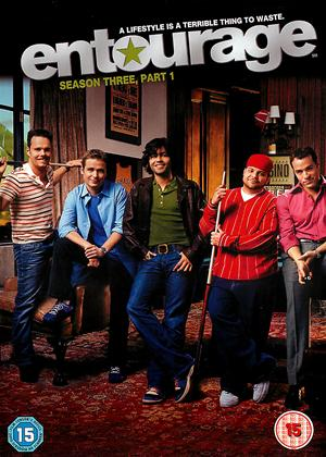 Rent Entourage: Series 3: Part 1 Online DVD & Blu-ray Rental