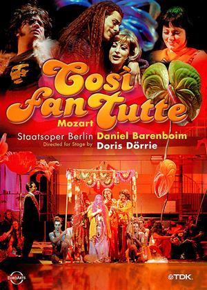 Rent Mozart: Cosi Fan Tutte: Staatsoper Berlin Online DVD & Blu-ray Rental