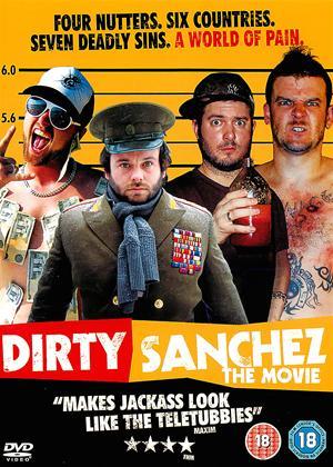 Rent Dirty Sanchez: The Movie Online DVD Rental