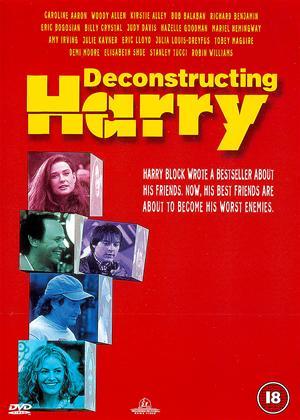 Rent Deconstructing Harry Online DVD Rental