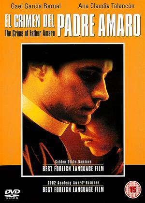 Rent The Crime of Father Amaro (aka El Crimen Del Padre Amaro) Online DVD Rental
