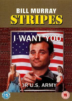Stripes Online DVD Rental