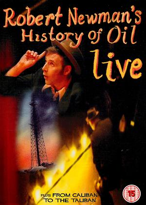 Rent Robert Newman: History of Oil: Live Online DVD Rental