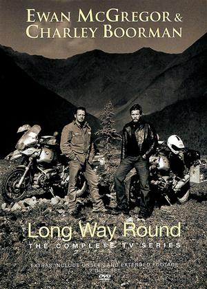 Rent Long Way Round: Ewan McGregor and Charley Boorman Online DVD Rental