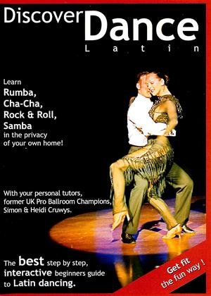 Rent Discover Dance: Latin Online DVD Rental