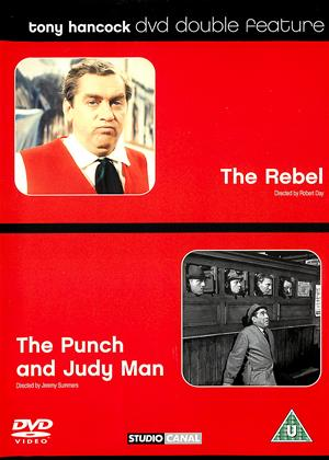 Rent The Rebel / The Punch and Judy Man Online DVD & Blu-ray Rental