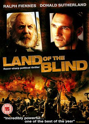 Rent Land of the Blind Online DVD Rental