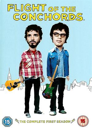 Rent Flight of the Conchords: Series 1 Online DVD Rental