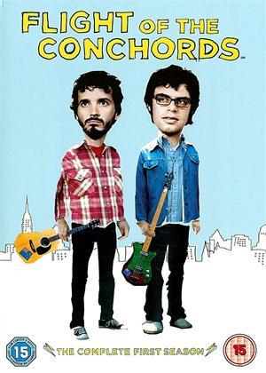Rent Flight of the Conchords: Series 1 Online DVD Rental