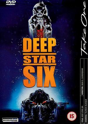 Rent Deep Star Six Online DVD Rental
