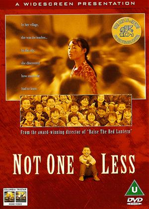 Rent Not One Less (aka Yi ge dou bu neng shao) Online DVD Rental