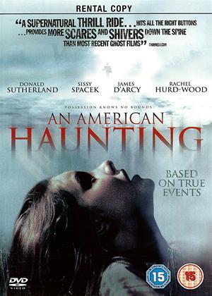 American Haunting Online DVD Rental