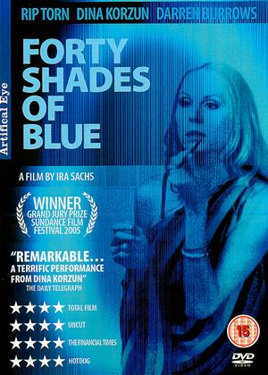 Rent Forty Shades of Blue Online DVD Rental