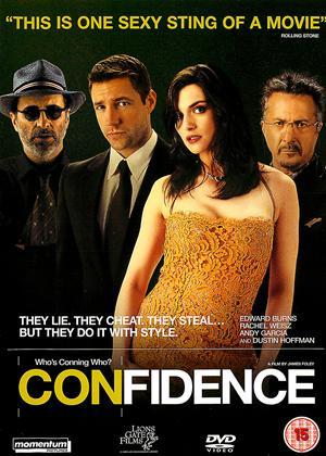 Rent Confidence Online DVD & Blu-ray Rental