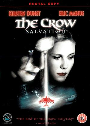 Rent The Crow 3: Salvation Online DVD Rental