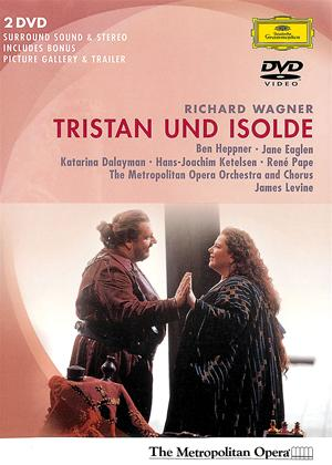 Rent Tristan Und Isolde: Metropolitan Opera (Levine) Online DVD Rental
