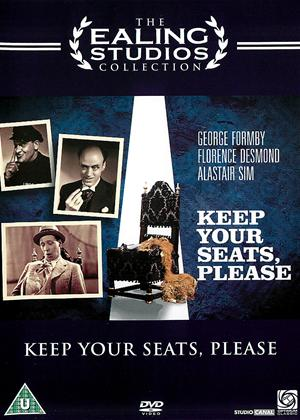 Rent Keep Your Seats, Please Online DVD Rental
