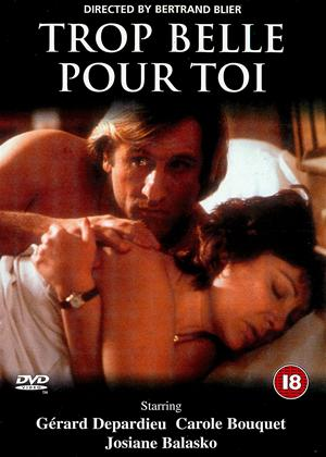 Too Beautiful for You Online DVD Rental
