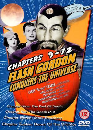 Rent Flash Gordon Conquers the Universe: Vol.3 Online DVD & Blu-ray Rental