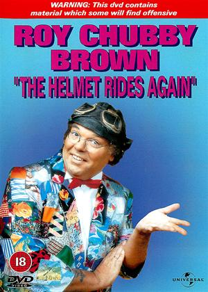 Rent Roy Chubby Brown: The Helmet Rides Again Online DVD Rental