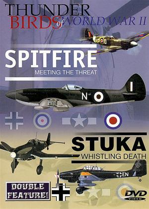 Rent Thunderbirds of World War II: Spitfire / Stuka Online DVD Rental