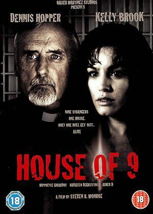 Rent House of Nine Online DVD Rental