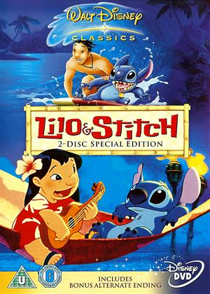 Rent Lilo and Stitch Online DVD & Blu-ray Rental