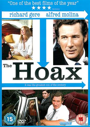 The Hoax Online DVD Rental
