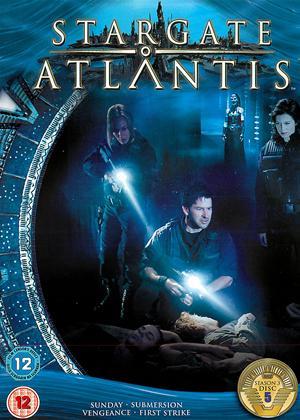 Rent Stargate Atlantis: Series 3: Vol.5 Online DVD Rental