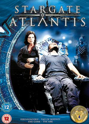 Rent Stargate Atlantis: Series 3: Vol.4 Online DVD Rental