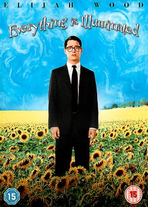 Everything Is Illuminated Online DVD Rental