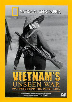 Rent National Geographic: Vietnam's Unseen War Online DVD Rental