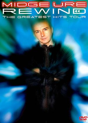 Rent Midge Ure: Rewind: Live Online DVD & Blu-ray Rental